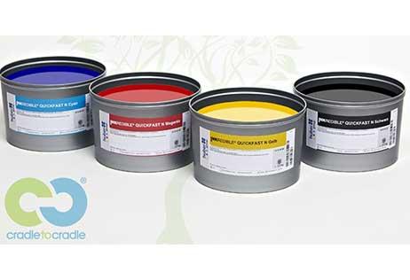 Bild-Verpackungsfarben