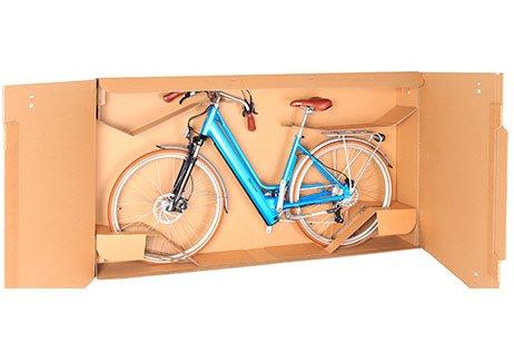 Bild-Fahrradverpackung